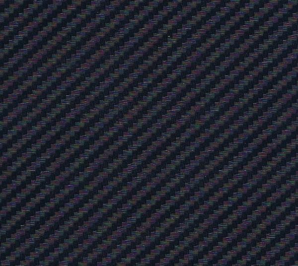 Real 3D look carbon black 1,5 x Laufmeter
