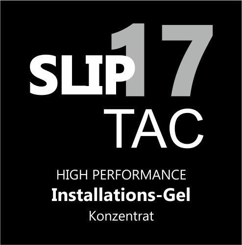 SlipTac Installationskonzentrat / versch. Größen