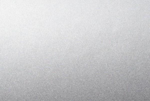 Matt Silber 1,50 x Laufmeter